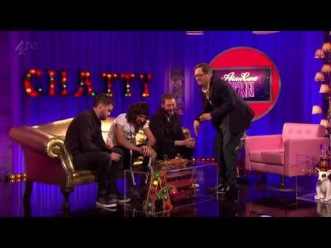 Kasabian on Alan Carr: Chatty Man - Season 13 Episode 1 - 12 Sep 2014