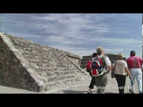 HD TRAVEL:  Mexico City & Zihuatanejo: Teotihuacan - SmartTravels with Rudy Maxa
