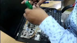 Lenovo Thinkpad FAN Error Solution