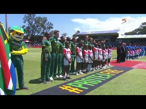 South Africa Vs India: 1st Momentum ODI, Build Up (Part 2)