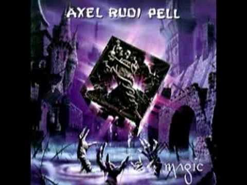 Axel Rudi Pell - Turned To Stone