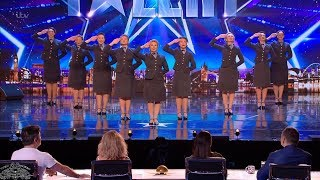 Download Lagu Britain's Got Talent 2018 D-Day Darlings Choir Full Audition S12E04 Gratis STAFABAND