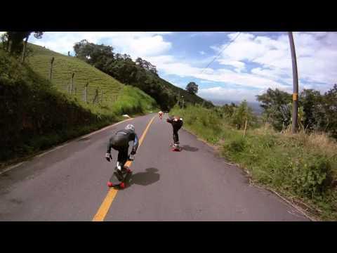 """Longboard Colombia: Freeride """"Los Abuelos"""" (Invitada especial: Katie Neilson)"""