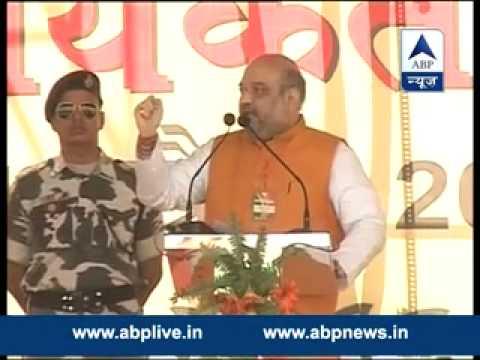 Zero plus zero is nothing: Amit Shah on Nitish-Lalu alliance