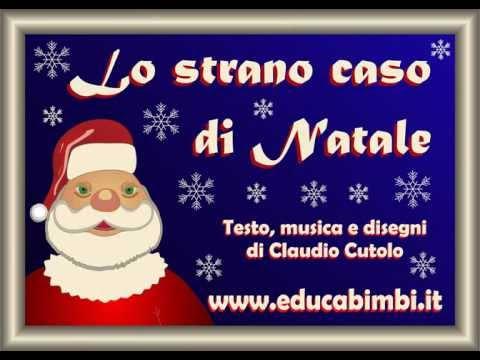 Canzoni di Natale   Lo strano caso di Natale   Canzoni per bambini