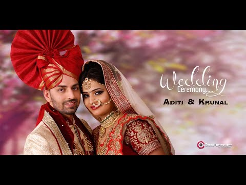 Best wedding Highlight l Suchit Photography l Aditi & Krunal