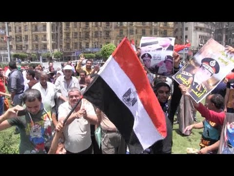 Elsisi supporters