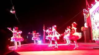 Các bé tiểu học Hải Đông - Hải Hậu biểu diễn trung thu 2018