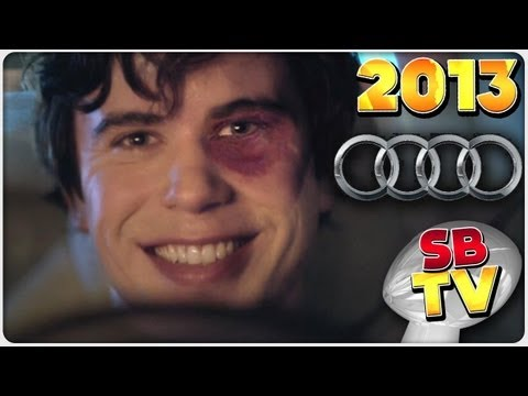 Audi Super Bowl 2013 Commercial: Prom (worth it version)