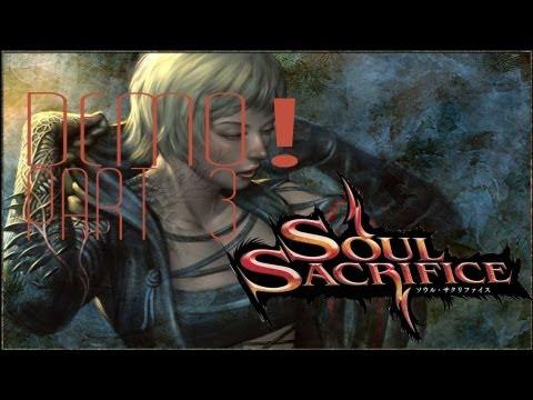 Soul Sacrifice HD! Cerberus In 5 Minutes!