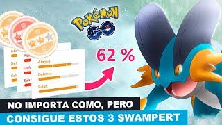TRIUNFA EN EL COMMUNITY DAY DE MUDKIP CON ESTOS TIPS - Pokemon Go [LioGames]