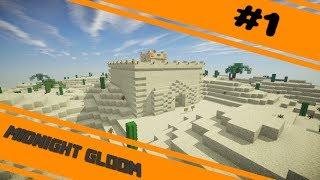 Een nieuw avontuur - Midnight Gloom - Minecraft CTM - Ep. 1