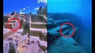 13 UNEXPLAINED Underwater Discoveries