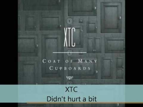 XTC - Coat of Many Cupboards - Didn't hurt a bit ('nonsuch' out-take)