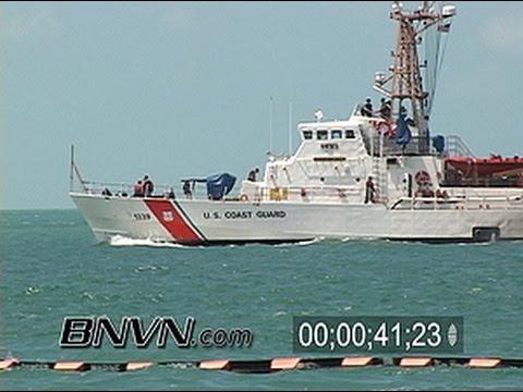Hurricane Rita Video - Key West Florida - 9/19/2005 - Part 2