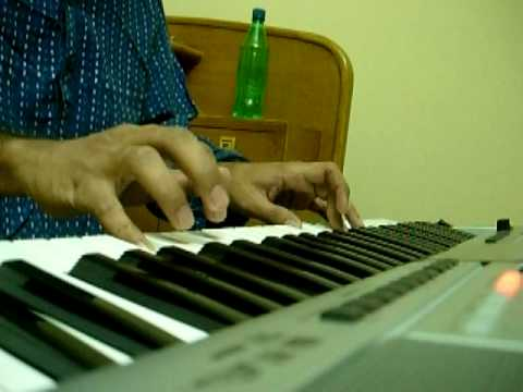 Iss Pal (Aaja Nachle)-Piano Cover