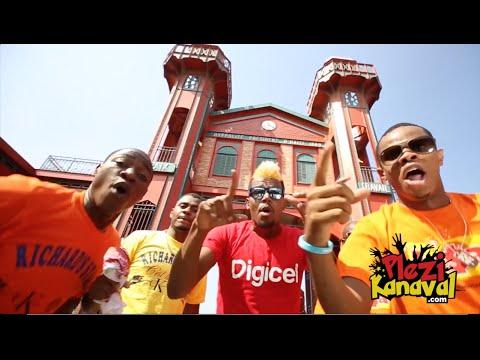 K-Zino Kanaval 2015 - Tèt Chaje - Official Video