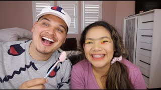 BACK TO SCHOOL MAKEOVER FOR MY SISTER!! *transformation*