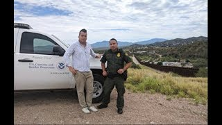 The Technology At The US-Mexico Border - BBC Click