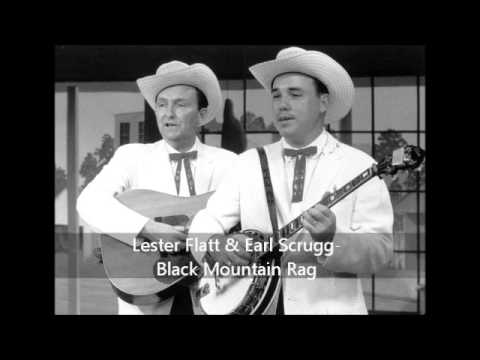 Country Music - Black Mountain Rag by Earl Scruggs&Lester Flatt