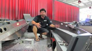 Pavati Marine Video: Side Storage