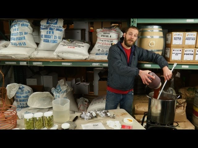 The Beginner's Guide to Making Home Brew