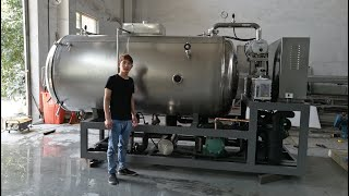 Freeze Dryer Manufacturer---KEMOLO