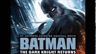 20. I'm Counting on you Jim - Christopher Drake (Batman: The Dark Knight Returns OST)
