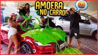 COBRIRAM MEU CARRO DE AMOEBA!! - TROLLANDO REZENDE [ REZENDE EVIL ]