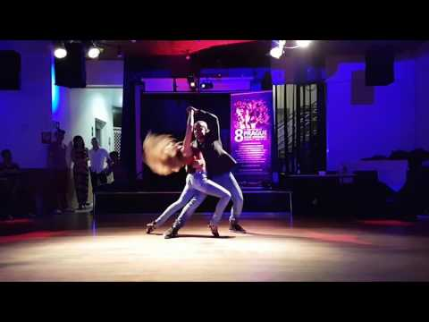 Carlos and Fernanda Zouk Freestyle in Melboure  - Into you
