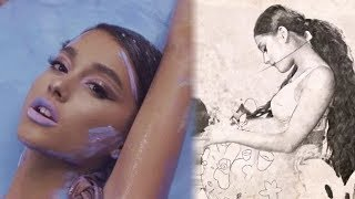 """Ariana Grande Sparks PREGNANCY Rumors After """"God Is a Woman"""" Video"""