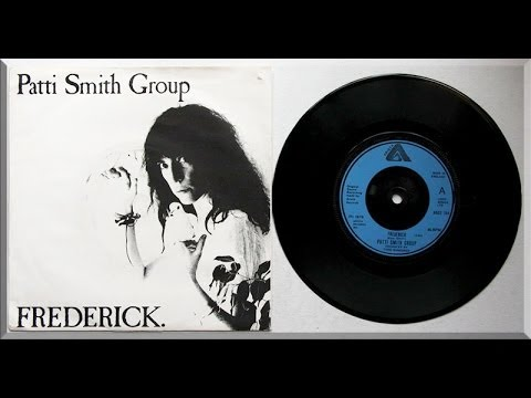 FREDERICK (Patty Smith)