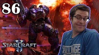 Yellow Terran - StarCraft II 4v4 - [Game 86]