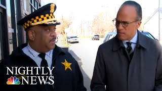 Extended Interview: Chicago Police Department Superintendent | NBC Nightly News