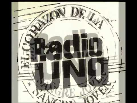 radio uno 102.7 (costa rica) sello de la emisora.-video E.R.B