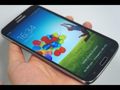 فتح صندوق جلاكسي ميجا Galaxy Mega 6.3