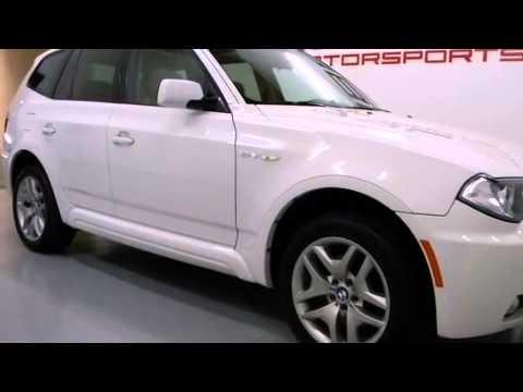 2007 BMW X3 Dallas TX 75207