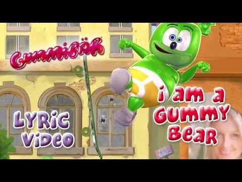 The Gummy Bear Song With Lyrics Video
