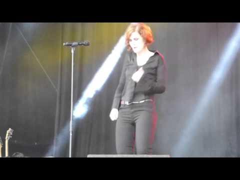 Alison Moyet - Don't Go (Yazoo) (Live @ Suikerrock 2014)