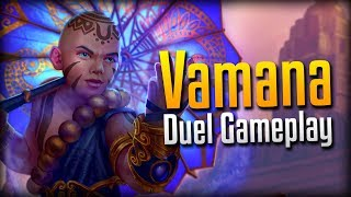 Smite: Back at It Again with the 1v1!- Vamana Duel Gameplay