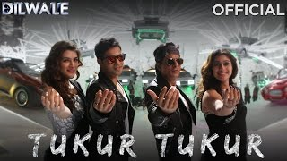 Tukur Tukur VIDEO Song | DILWALE | Shahrukh Khan, Kajol, Kriti Sanon, Varun Dhawan | Launch Event