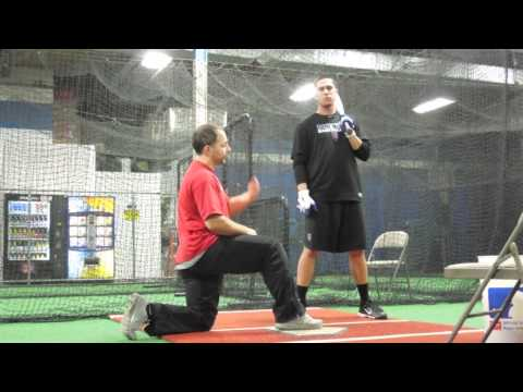 Baseball Hitting Instruction - Top Hand Progression