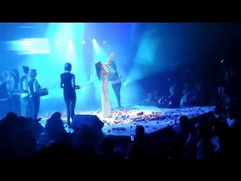 Πάολα Φωκά   Paola Foka,и Presila- Πυλη Αξιου Live Clubbing 28 03 2014 Thessaloniki video