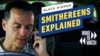 "Black Mirror Season 5 ""Smithereens"" Ending Explained by Charlie Brooker"