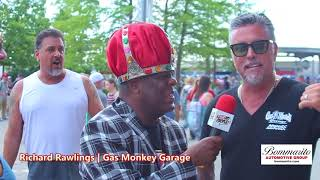 Them Yo People: Richard Rawlings #GasMonkeyGarage Interview