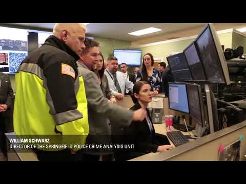 Motorola Solutions Command Center Software for Springfield Police