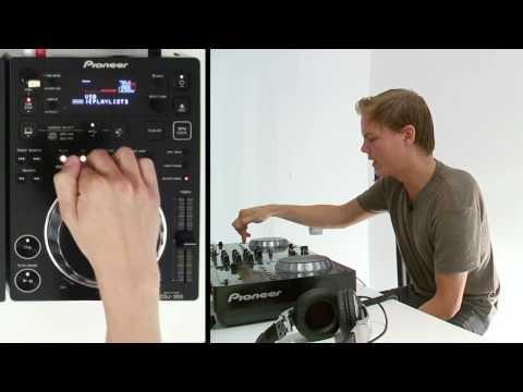 Avicii presents the DJM-350 & CDJ-350, Part 2 - The CDJ-350 (Looping)