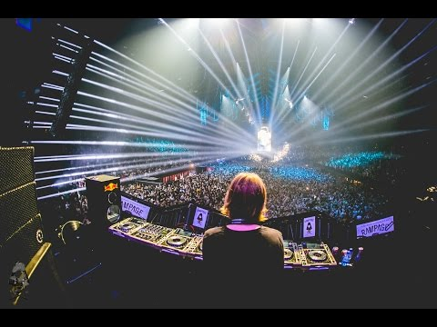 RAMPAGE 2016 - Sub Focus - Full Live Set
