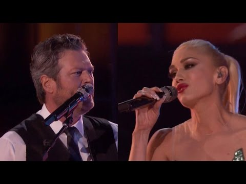 What You Didn't See on 'The Voice' During Blake Shelton and Gwen Stefani's Emotional Duet