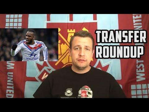 Ryan's Roundup   Transfer News - Lacazette, Tore, Benteke and More